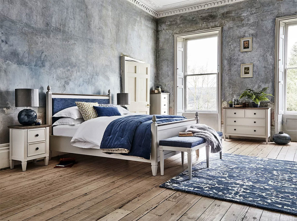 Country Manor Bedroom