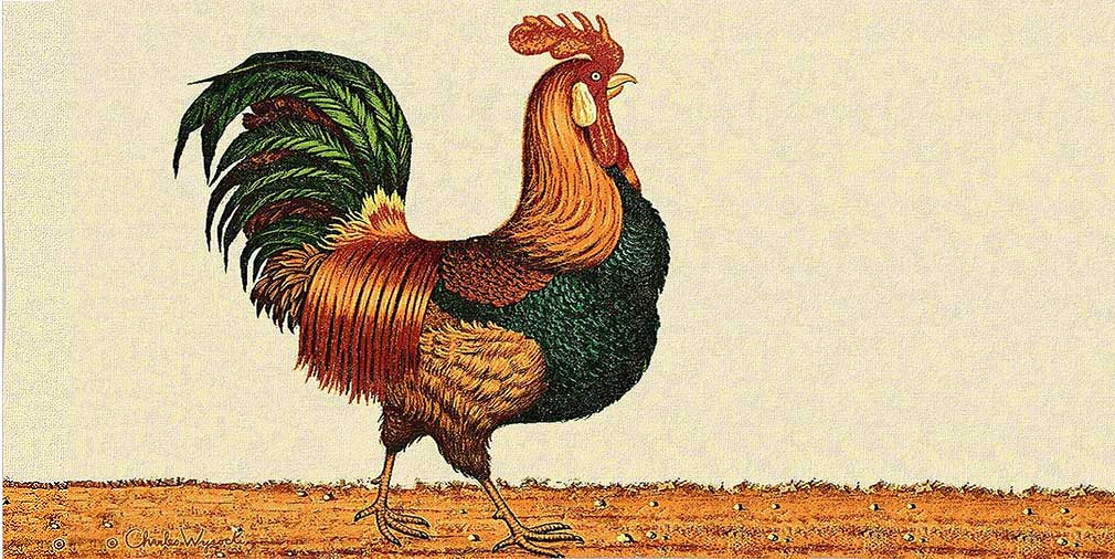 Rooster Decor Accents: The Epitome of Country Chic