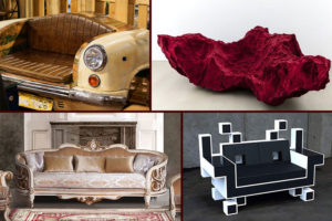 Unique Sofas with WOW Factor