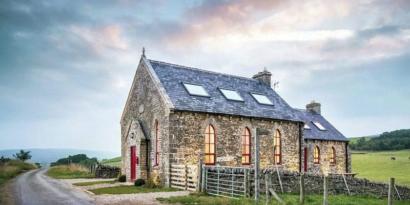 Heavenly Converted Church Houses