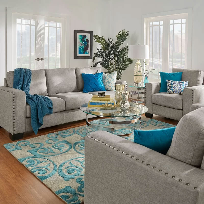 Living Room Layouts that Foster Conversation
