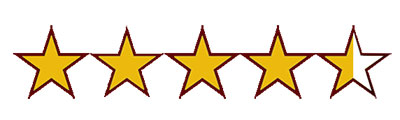 The FoodCycler from Food Cycle Science gets 4 1/2 stars