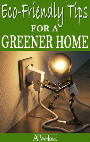 Green Home Tips