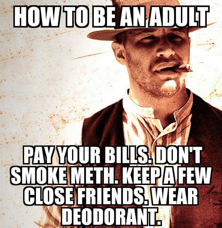 Memes About Adulting | How to be an Adult