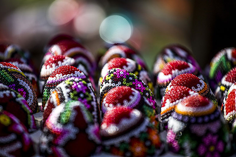 Bucovina Romanian Easter Eggs