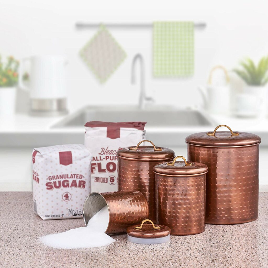 Housewarming Gifts | Decorative food storage containers