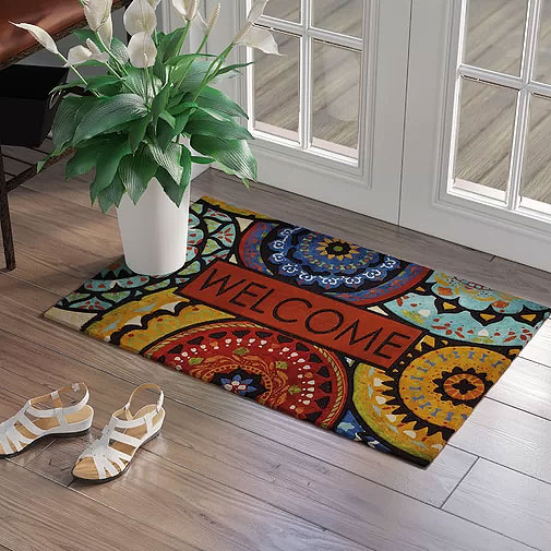 Housewarming Gifts | Welcome mat