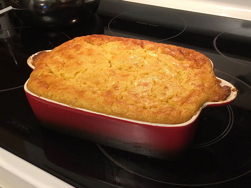 Easy Southern Corn Casserole Recipe