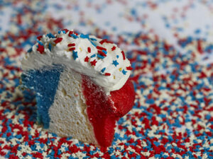 Patriotic Fourth of July Cupcake Ideas