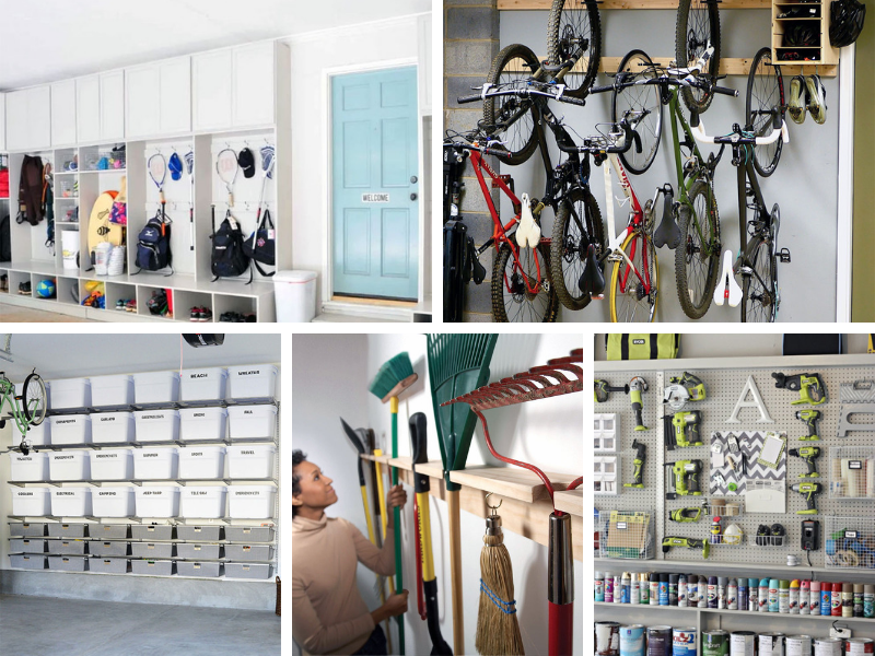 34 DIY Garage Organization Hacks