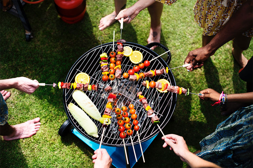 Create Grill Your Own BBQ Skewers
