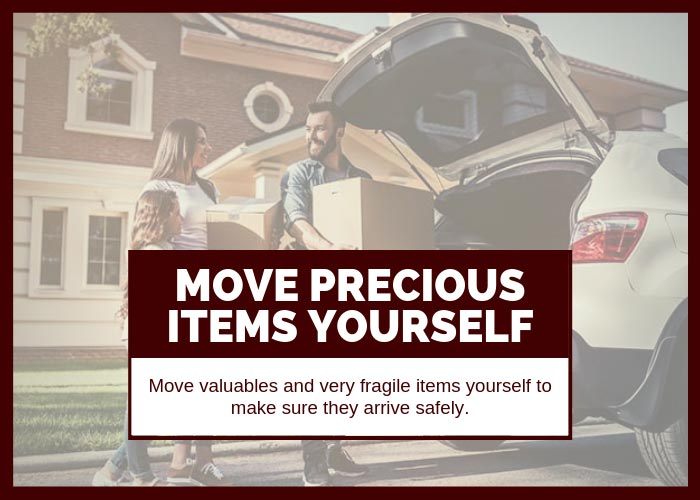 Moving Hack 17 Move Precious Items Yourself