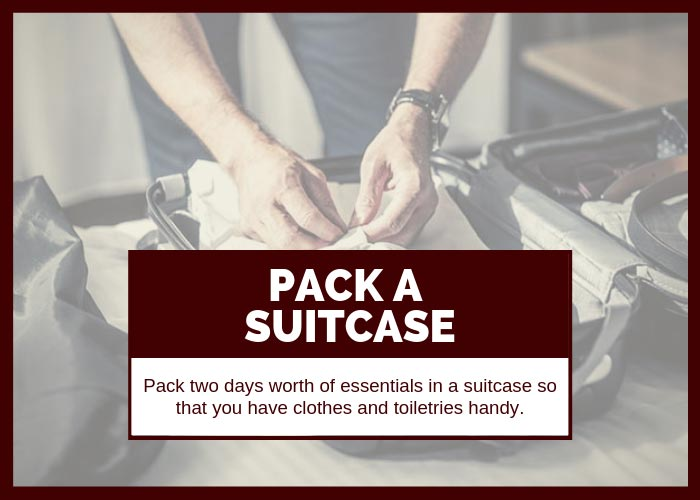 Moving Hack 21 Pack a Suitcase or Overnight Bag
