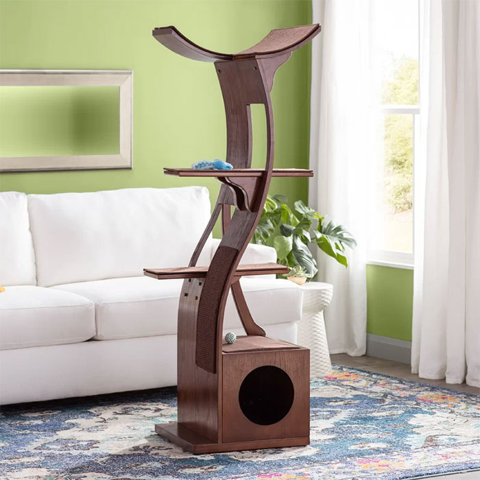 Stylish Cat Tree