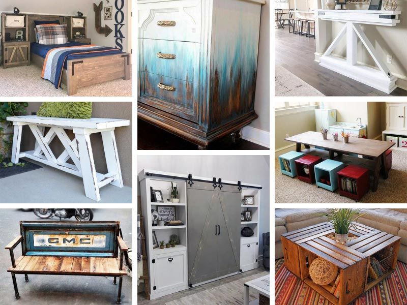 DIY Furniture Projects for Your Home