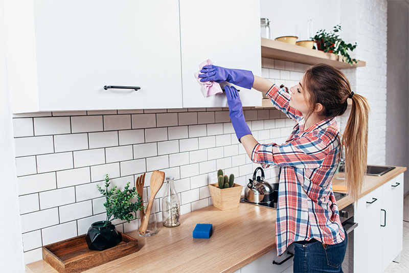 To Clean Your Home Properly You Need to Know Your Home