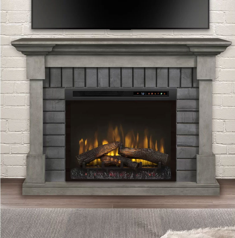 Congdon Electric Fireplace
