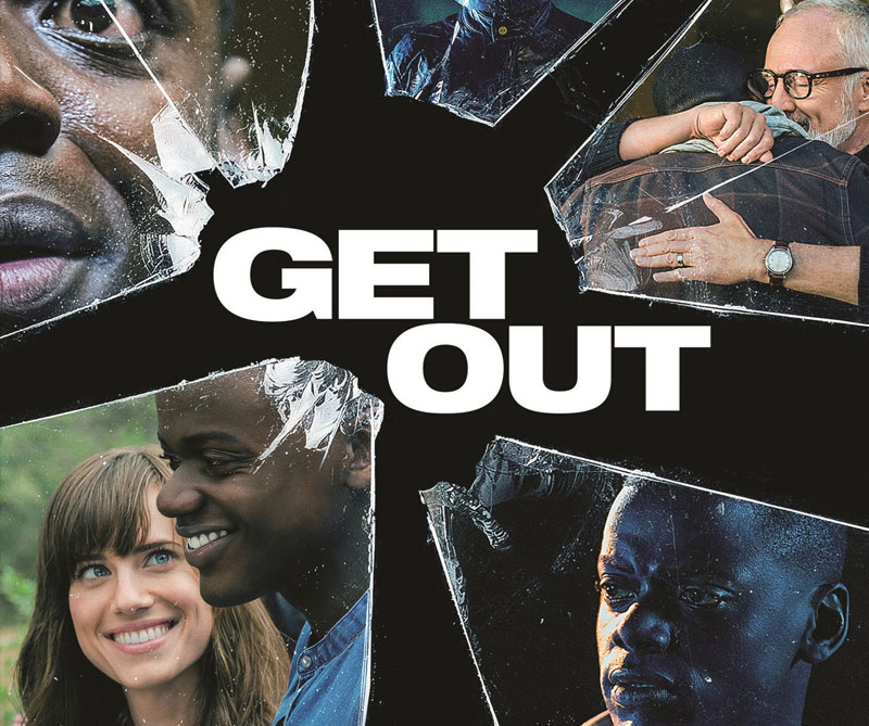 Get Out (2017) Horror Movie