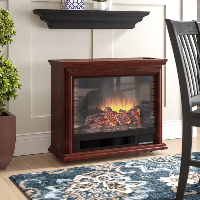 McGregor Mobile Fireplace