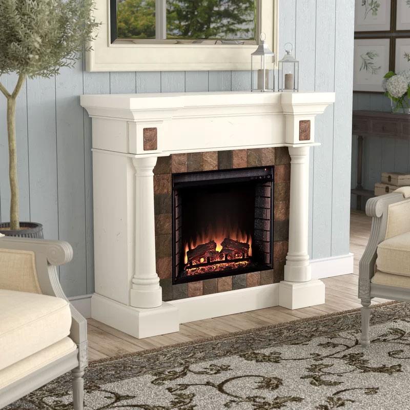 Ridgewood Electric Fireplace