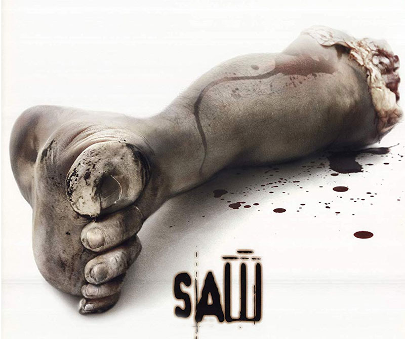 Saw (2004) | Top 13 Halloween Horror Movies