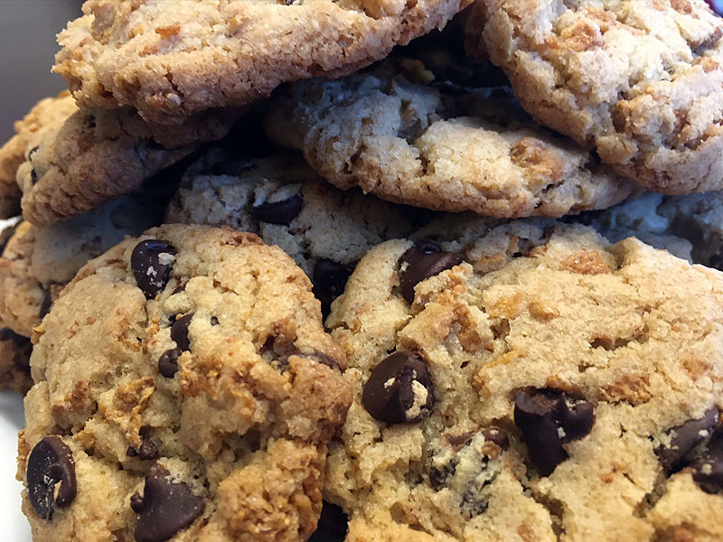 Mom's Magical Chocolate Chip Cookies Recipe