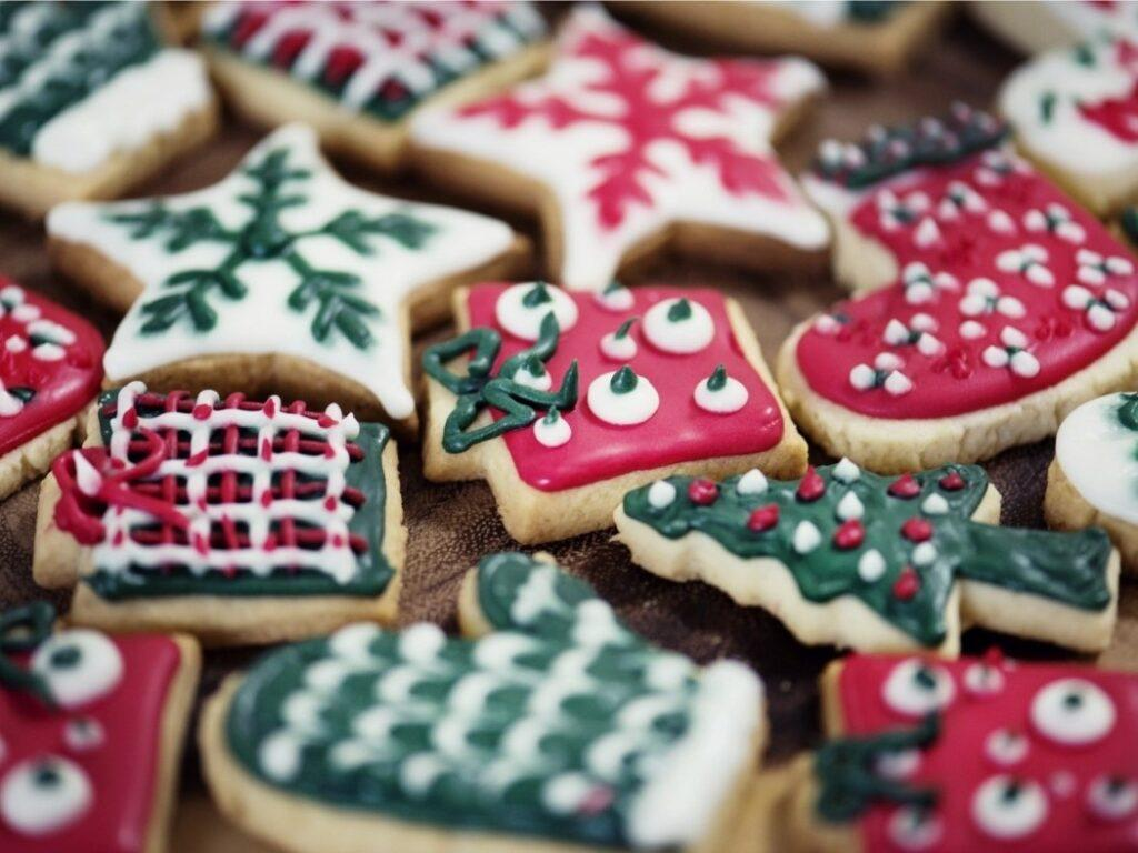 Delightful Christmas Cookies
