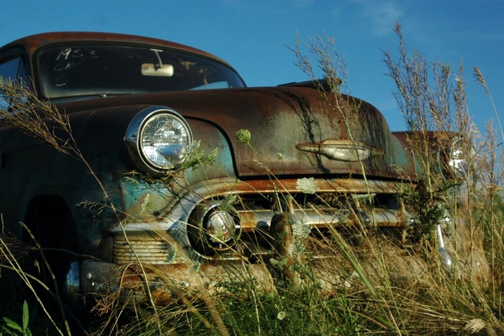 Decaying Abandoned Cars (62)