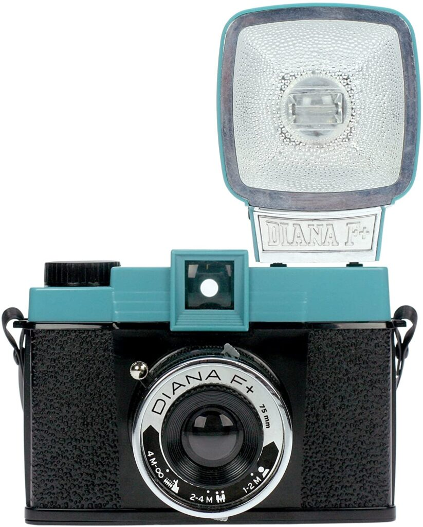 Diana F+ Medium Format Toy Camera