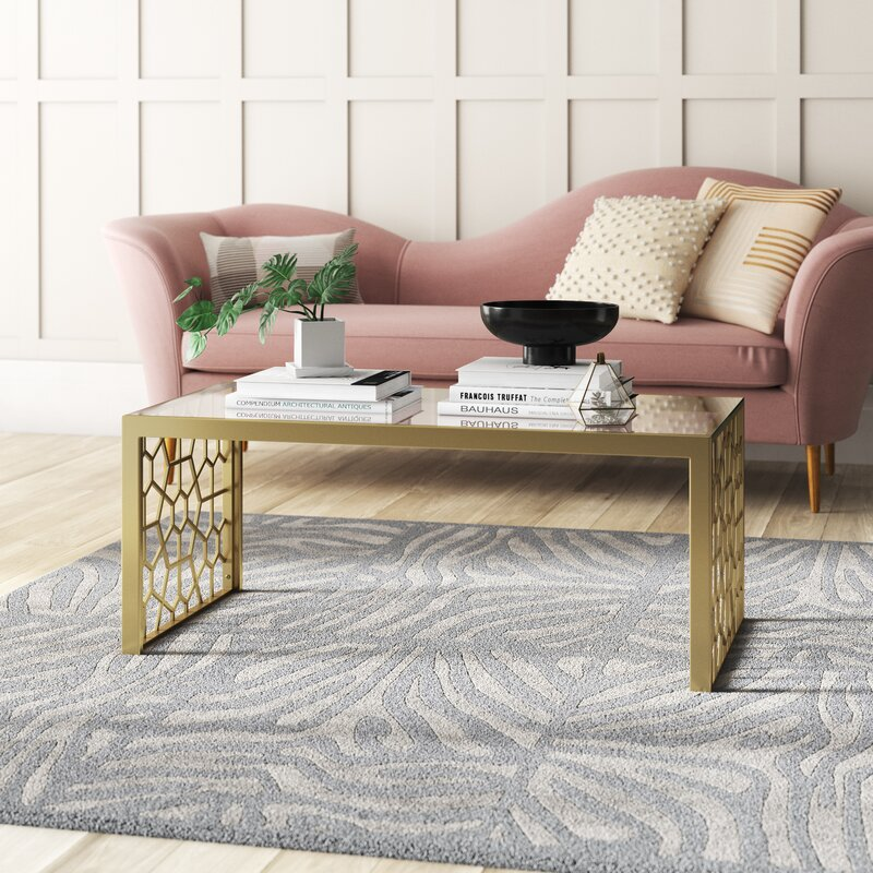 Juliette Gold Coffee Table