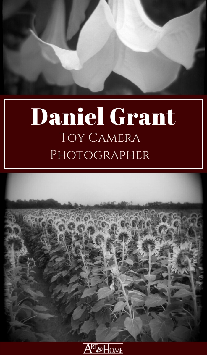 Daniel Grant - Toy Camera Photographer - Artist Profile on Art & Home