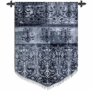 """Abstract Damask Pearl Mist 