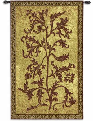 "Acanthus Vine | 44"" x 75"" 