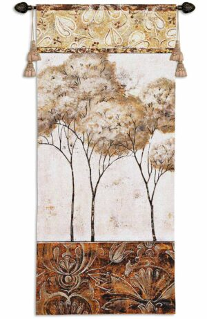 African Trees II | 26 x 53 | Tapestry