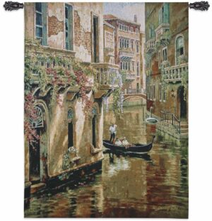 "Afternoon Chat | 40"" x 52"" 