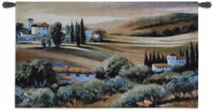 """Afternoon Light in Tuscany 