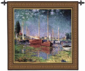 Argenteuil | 50 x 53 | Woven Tapestry Decor
