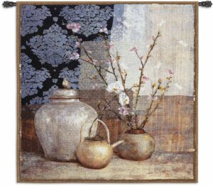 "Asian Still | 53"" x 53"" 