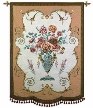 "Aubusson | 53"" x 72"" 