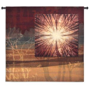 Audition | Woven Contemporary Art Tapestry | 85 x 53