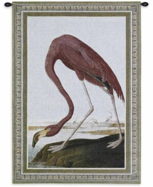 "Audubon Greater Flamingo | 27"" x 36"" 