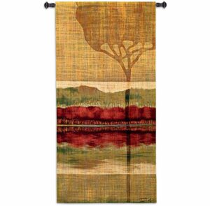 "Autumn Collage II | 26"" x 51"" 