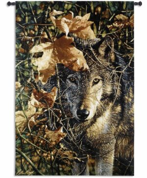 Autumn Eyes (Wolf) | 37 x 52