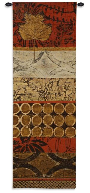 Autumn Fusion I | 21 x 62 | Tapestry Wall Decor