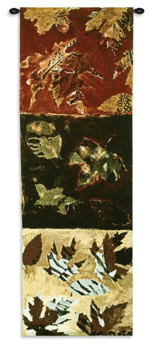 Autumn Leaves II | Wall Tapestry | 51 x 17