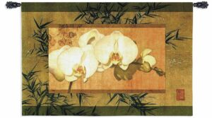 """Bamboo and Orchids II 