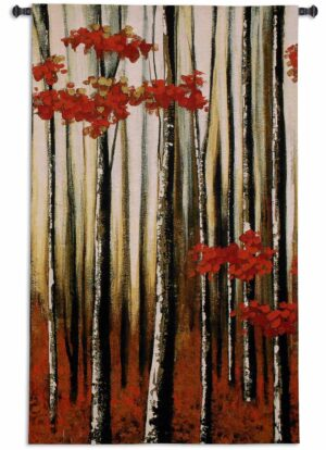 Beauty Within I | 51x31 | Tapestry