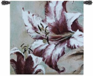 "Blooming Lily | 44"" x 44"" 