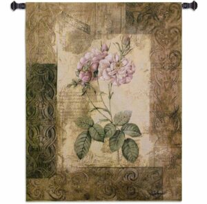 "Blossoming Elegance II | 26"" x 32"" 