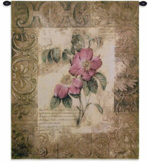 "Blossoming Elegance III | 26"" x 32"" 